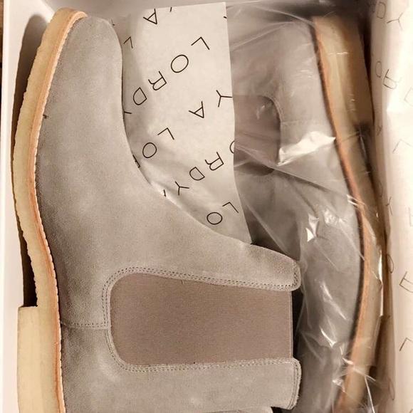 biggest discount superior quality new season Lordya Chelsea Boots - Light Grey